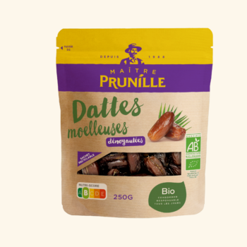 Photo de la recette <span>Pitted organic soft dried dates</span>
