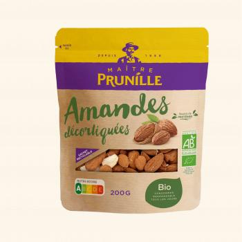 Photo de la recette <span>Shelled organic almonds</span>