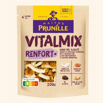 Photo de la recette <span>VITALMIX RENFORT +</span>